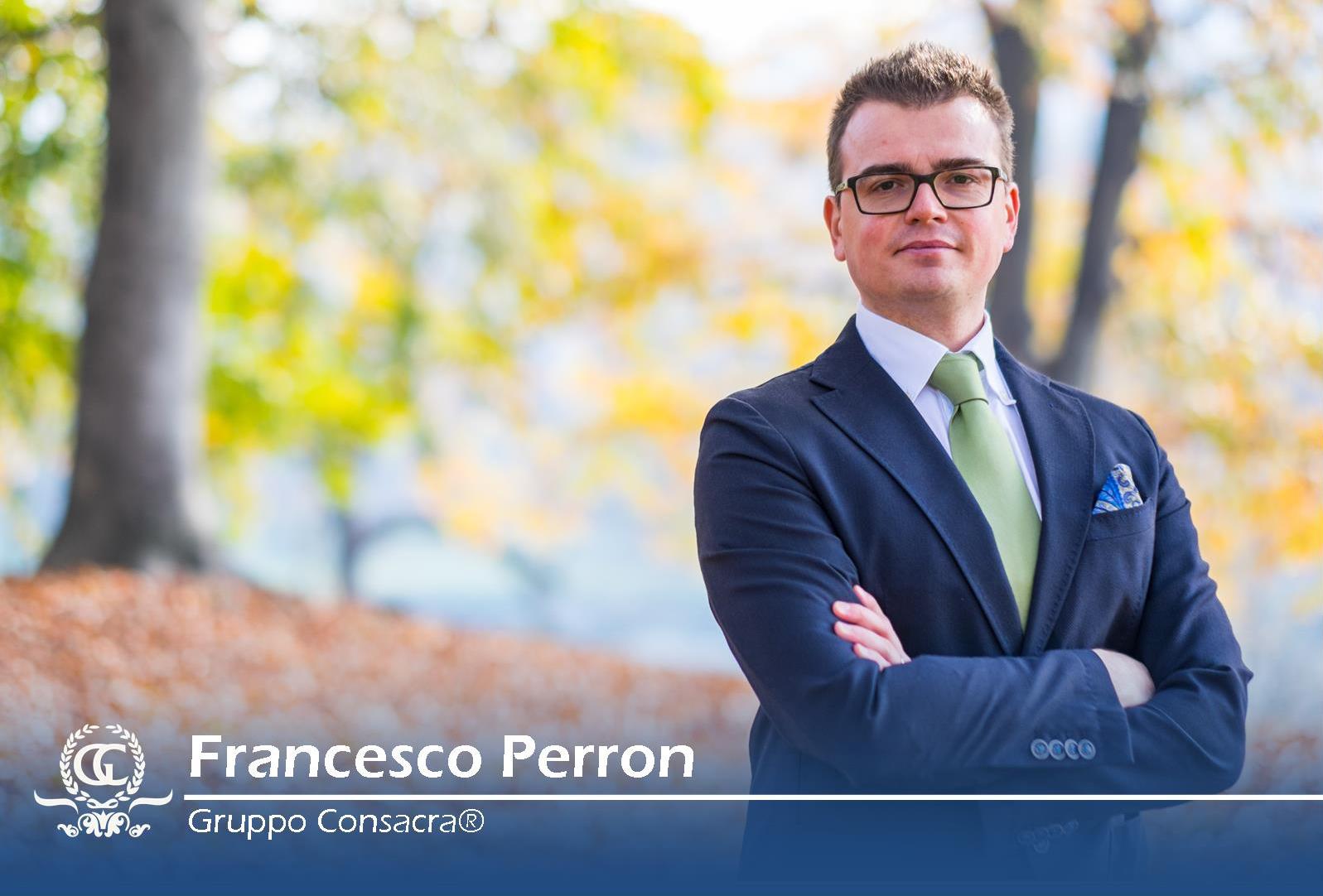 Francesco Perron - Gruppo Consacra