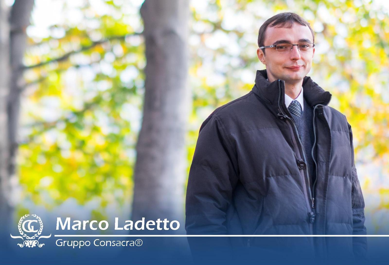 Marco Ladetto - Gruppo Consacra